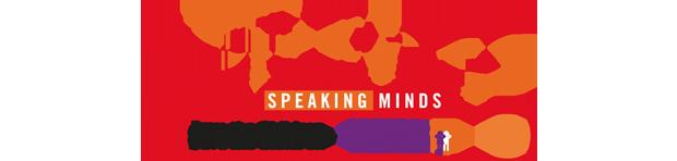 Speaking Minds Retina Logo