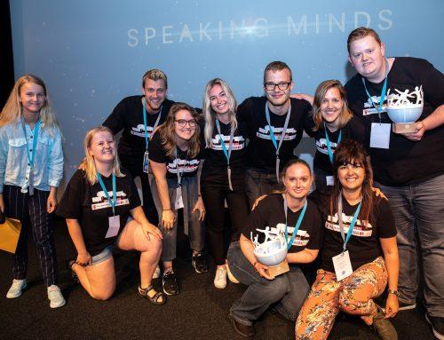 Speaking Minds blikt terug op winst Innovatie Award