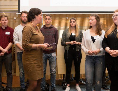 Jongeren van Speaking Minds adviseren het ministerie SZW over schulden