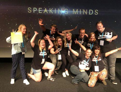 Yes! Speaking Minds wint Innovatie Award!