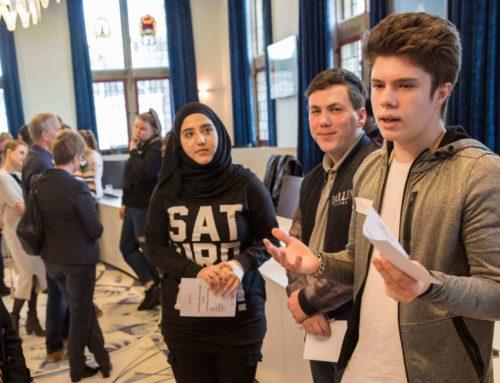 Verkiezen 2021 – Kindvriendelijk stemmen