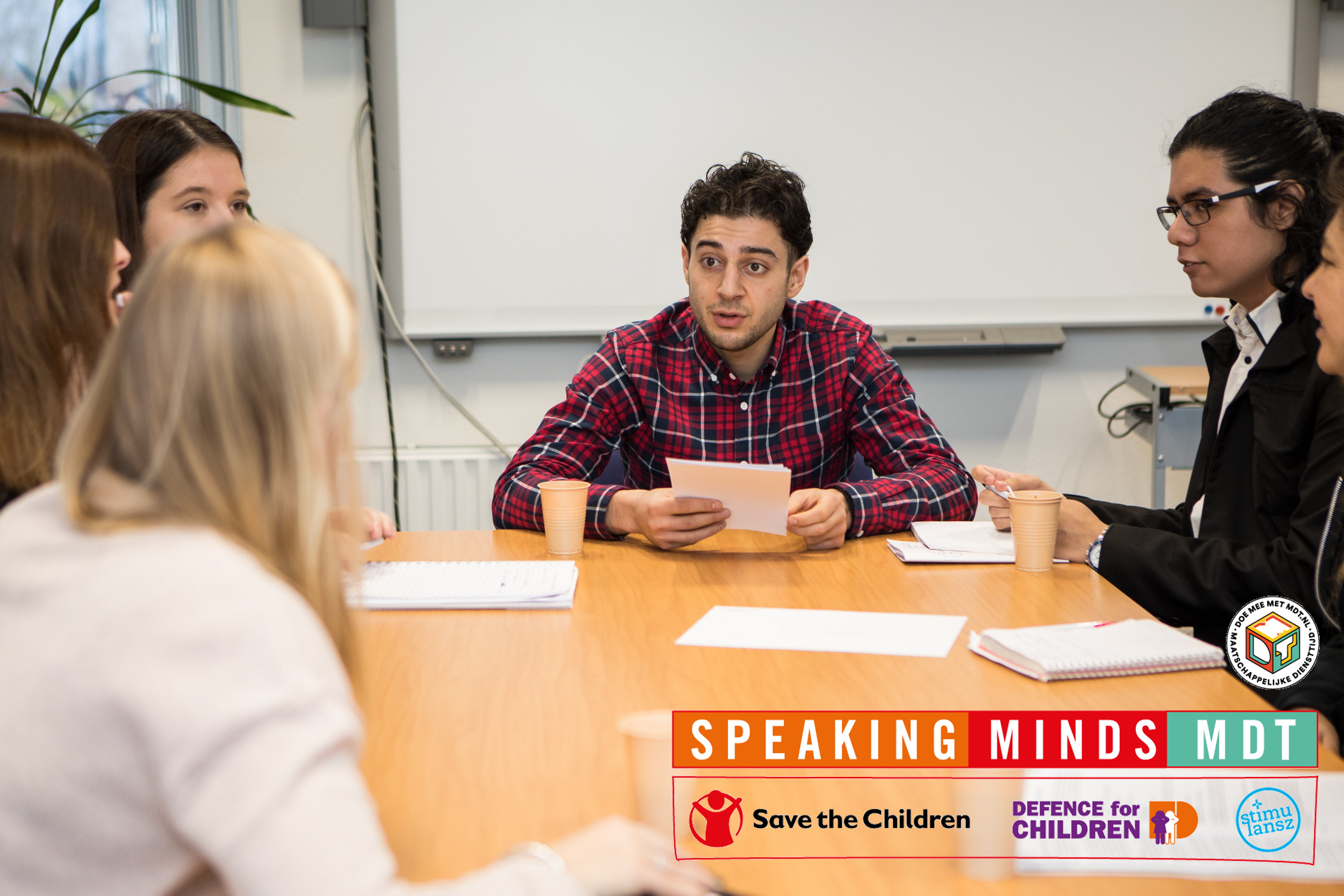 Speaking Minds MDT start na de zomer